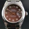 Rolex Date Just Oro Bianco